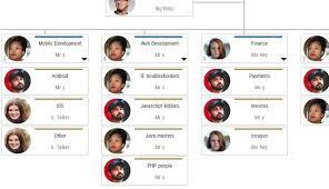 D3 Js Org Chart Interactive Organization Chart For Vue Vue Script