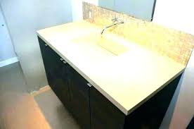 bathroom marble vanity tops with cultured countertops install s cultured marble bathroom makeover cleaning