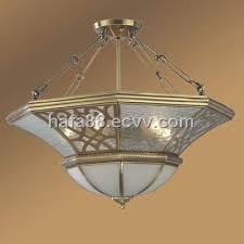 european copper chandlier brass lighting pendant lamp