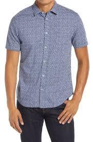 <b>Men's Short</b> Sleeve Button Down Shirts   Nordstrom Rack