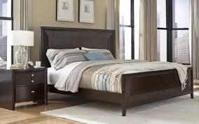 MYCO Furniture EM3110Q Set 3: MYCO Furniture EM3110Q Empire Espresso Finish  Ribbed Wood