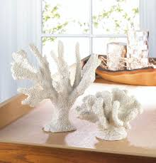 Small Picture White Coral Decor Wholesale at Koehler Home Decor