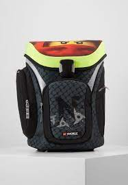 Lego Bags NINJAGO® KAI OF FIRE EXPLORER PREMIUM SCHOOL BAG DRAWSTRING SET -  School set - rot/red - Zalando.de