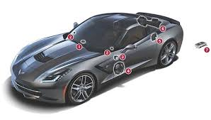 bose car speakers for sale. bose introduces two new sound systems for the 2014 chevrolet corvette stingray car speakers sale