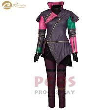 Procosplay Size Chart Us 125 5 Procosplay Descendants Mal Cosplay Costume Descendants Cosplay Costume Mp003180 In Movie Tv Costumes From Novelty Special Use On