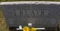 Lloyd Jewell Blair (1913-2001) - Find A Grave Memorial