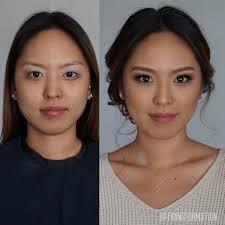 makeup bridal makeup natural makeup before and after oc makeup artist asian makeup