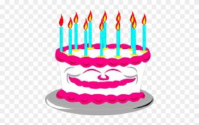 8th Birthday Cake Happy Birthday Clip Art Clip 2 Image Happy