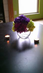 Tissue Paper Flower Centerpieces What Do You Think Of My Diy Tissue Paper Flower Centerpiece
