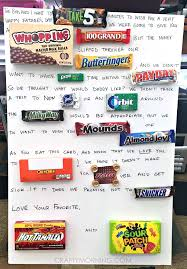 mother s day gifts for grandma funny father s day candy card