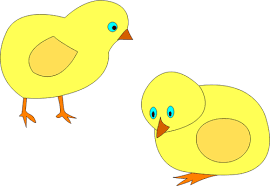 Hasil gambar untuk ayam kartun