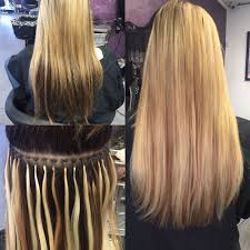 Dream Catchers Hair Extensions Beautiful Bianca gets color and Dream Catchers hair extensions Yelp 34
