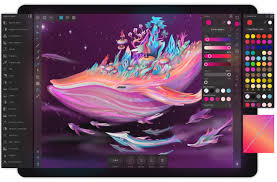 Graphic Design Apps Affinity Designer Debuts On Ipad As A Full Featured Graphic