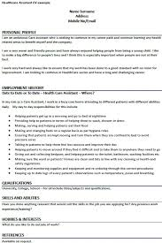 Medical Assistant Resumes Best Of Medical Assistant Resume Samples