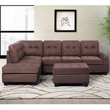 merax sectional sofa with chaise lounge