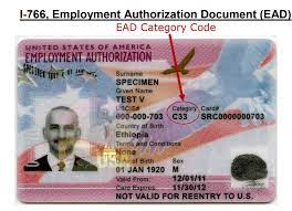 We did not find results for: Uscis Employment Authorization Card Ead Category Codes Usa