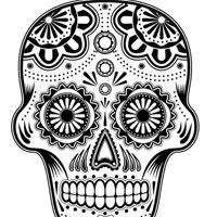 How To Create A Detailed Vector Sugar Skull Illustrator Tutorial