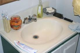 picture of clear a clogged drain with science