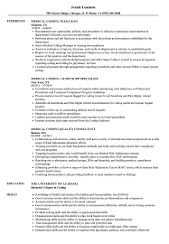medical coding resume. Medical Coding Resume Samples Velvet Jobs