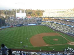 Dodger Stadium Seating Chart Infield Reserve Dodger Stadium Infield Reserve 21 Rateyourseats Com