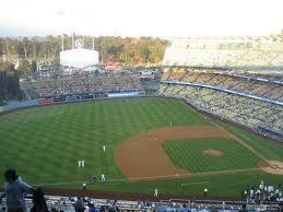 Dodger Stadium Infield Reserve 21 Rateyourseats Com