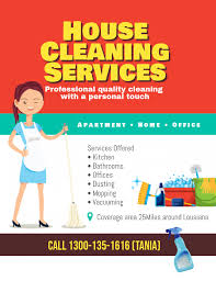 House Cleaning Services Flyers House Cleaning Services Flyer Poster Template Postermywall