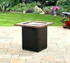 fire pit table cover fire pit table cover gas fire pit table cover lid top set