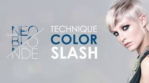 TUTO COLO - Technique COLOR SLASH - <b>Carmen Ton</b> sur <b>Ton</b>