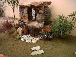 Small Picture 86 best Grottos images on Pinterest Prayer garden Garden ideas
