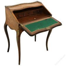 french las writing desk bureau de dame antique bonheur du jour