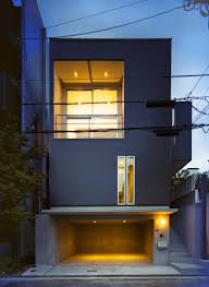 Small By Design Smart Small Space Design House In Konan By Coo Planning