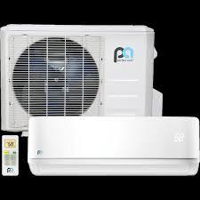diy ductless air conditioner fresh perfect aire 24 000 btu 230v mini split heat pump