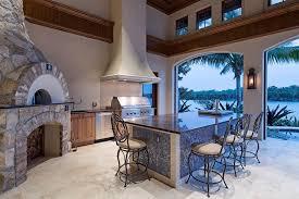 Tropical Outdoor Kitchen Designs Cool Design Ideas