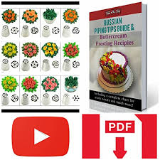 K S Artisan Russian Tips Indepth Review Cake Decorations