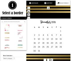 Clander Maker Free Calendar Maker Create A Calendar Online And Print Or