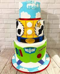 So Whos Excited For Toy Story 4 Wed Love A Cake Like This One By