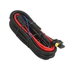 amazon com xentec universal relay wiring harness for all hid xentec universal relay wiring harness for all hid single kit h1 h3 h4