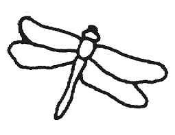 Small Picture Dragonfly Coloring Page Geometric Dragonfly Coloring Page Perfect