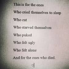 Quotes Cutting Yourself Best of Sad Quotes About Cutting Yourself Google Search Deep Thoughts