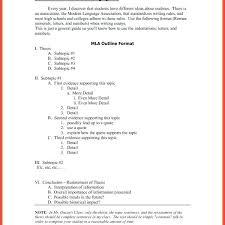 Research Paper Outline Apa Template Destinscroises Info