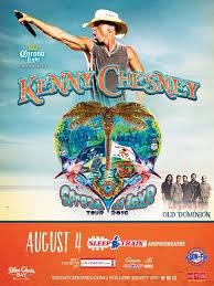 Kenny Chesney Corona Light Tour Kenny Chesney Kson Fm 103 7