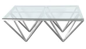 square modern top and room side table end glass tempered rectangular console small dining round metal