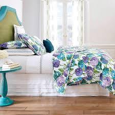 Hydrangea Quilt & Shams - Quilts, Coverlets & Shams - Bed & Bath ... & Hydrangea Quilt & Shams Adamdwight.com