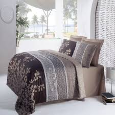 mahidevran brown 6 piece duvet cover set by cottonbox modern duvet covers