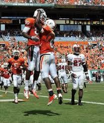 98 Best University Of Miami Football Images Miami Football