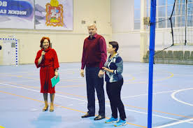 Волейбольная команда Подмосковье показала мастер класс   2015