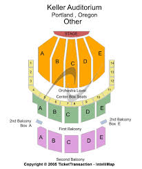Keller Seating Chart Portland Keller Auditorium Seating Chart Best Seats Best Picture Of