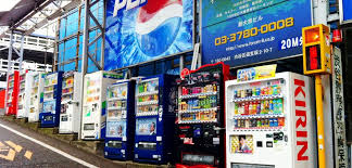 Vending Machine Forum Gorgeous Important Vending Machine Lessons From Japan