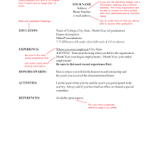 Standard Font Size For Resume Cute Font Size Resume Also Resume Font Size 24 For Study Throughout 8