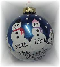Hand Decorated Christmas Balls Personalized Hand Painted Christmas Ornaments For The Perfect Gift 7